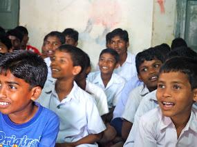 Ecole modèle Inde