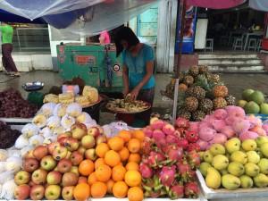 Yangon notre ananas