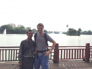 Yangon - Lac