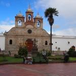 Riobamba - Place Pedro Vicente Maldonado