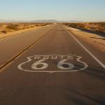 USA - Route 66 et Joshua Tree Park