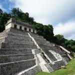 Palenque - Temple des inscriptions